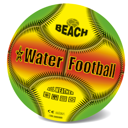 10-122 STAR BALL - ТОПКИ СТАР ЗА ВОДЕН ФУТБОЛ 23 СМ WATER FOOTBALL - SWING FOOTBALL