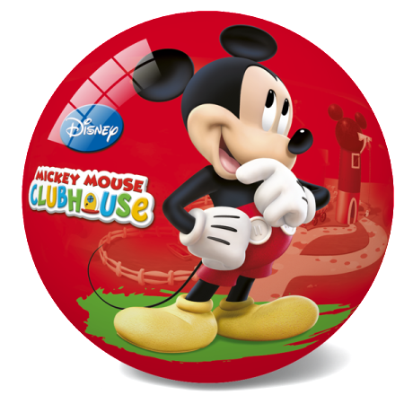 12-2613 STAR BALLS - ТОПКИ СТАР Ø 14 CM ИЛИ 23 CM MICKEY MOUSE CLUBHOUSE BALL