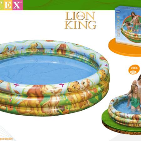 58420 INTEX – БАСЕЙН ЦАР ЛЪВ LION KING