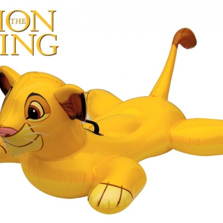 58520 INTEX – НАДУВАЕМО ЖИВОТНО СИМБА ЦАР ЛЪВ LION KING