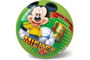 12-2707 STAR BALL MICKEY MOUSE - ТОПКА СТАР 23 СМ МИКИ МАУС TEAM CHAMPION