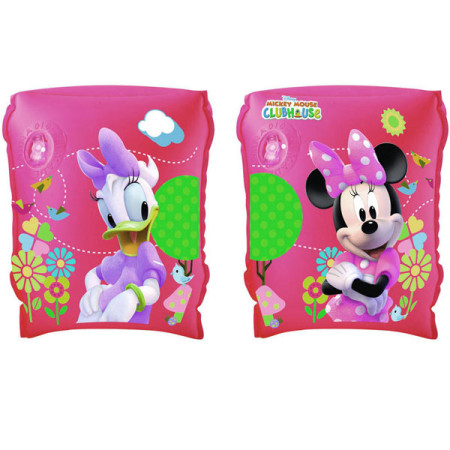 91021 BESTWAY - ПОЯС ЗА РЪЦЕ МИКИ МАУС MICKEY MOUSE MINNIE MOUSE МИНИ МАУС