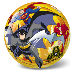 16-2374 STAR BALL - СТАР ТОПКИ БАТМАН, СУПЕРМЕН И СУПЕРГЕРОИ 14 CM ИЛИ 23 CM BATMAN, SUPERMAN AND SUPER HEROES BALL